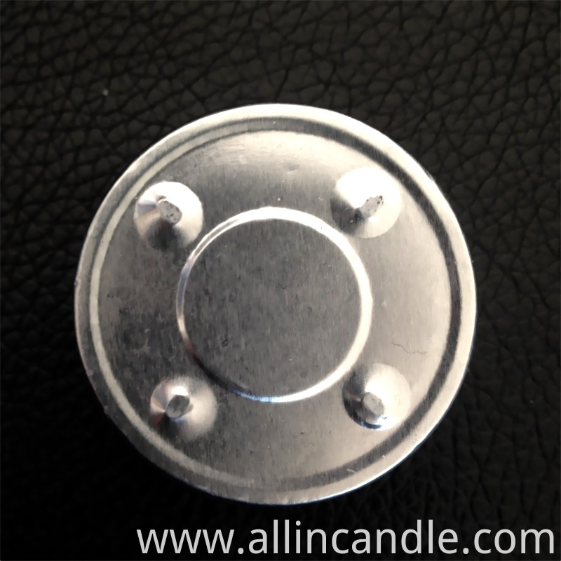 Tealight Candle aluminum shell
