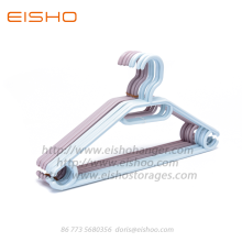 Factory directly provide for Plastic Clothes Hanger,Plastic Garment Hanger,Pp Plastic Hangers For Clothes Manufacturer in China EISHO Hot Sale PP Plastic Coat Hanger​ export to Germany Exporter