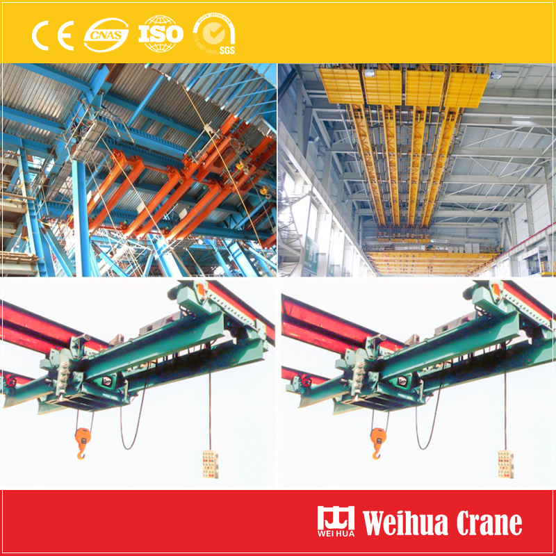 Cross Track Coal Mill Crane