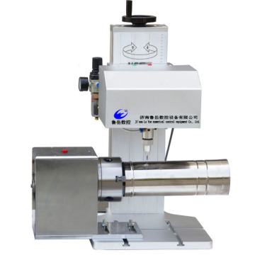 Dot Peen Marking Machine with Rotary Device