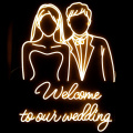 WEDDING LED NEON CAHAYA
