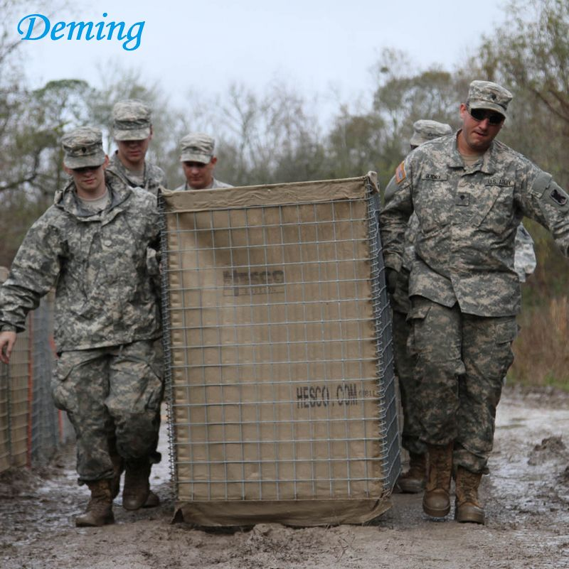 Mesh Size Emergency Flood Barrier Fence Emergency Sandbags