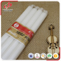 Angola white candles long 20g Pure Wax Candle