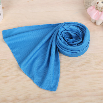Wholesale Cooling Towels in Blue Color