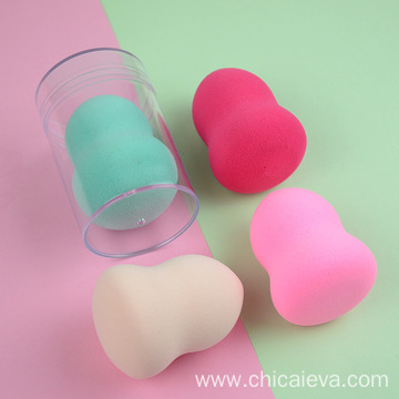 Round Shape Puff Latex-free Makeup Cosmetic Sponge