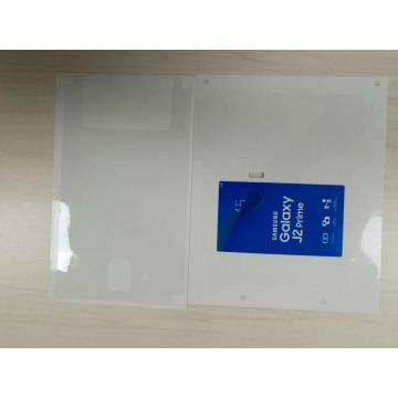 Antistatic PET release liner