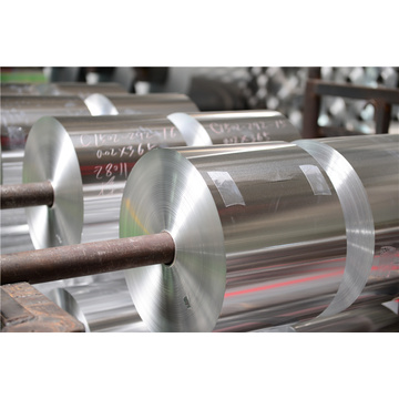 Good quality household 8011 aluminum foil roll