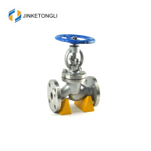 JKTLPJ024 flow control forged steel globe type control valve