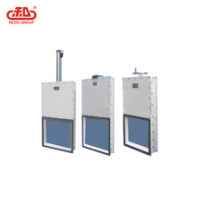 Dust-proof Animal Feed Pneumatic Gate