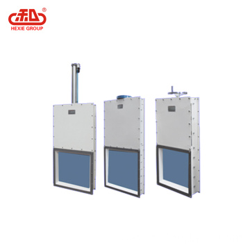 Animal Feed Slide Gate Pneumatic Gate