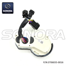 China New Product for Baotian Scooter Speedometer, Qingqi Scooter Speedometer, Benzhou Scooter Speedometer Manufacturer in China WANGYE SPARE PART WY125T-74 Speedometer Odometer (P/N:ST06035-0016) TOP QUALITY supply to United States Supplier