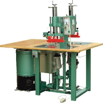 Pneumatic control tvch stretch ceiling machine