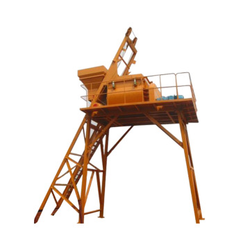 Electric motor commercial volumetric concrete mixer for sale