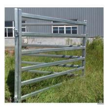 Customized for Powder Coated Fence Farm Fence Cattle Fence Steel Fence Garden Fence export to Estonia Exporter