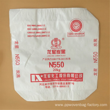 polypropylene laminate cement bagging and packing