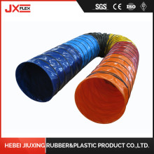 OEM/ODM for Pvc Flex Hose Large Diameter Flexible Dog Agility Tunnel supply to Dominican Republic Supplier