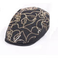 Sequin Embroidery Adult  Female Autumn Casquette Hat