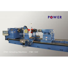 Rubber Roller Grinding Machine for Steel Industry
