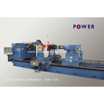 Customized Rubber Roller Surface Grinding Machine For Sale