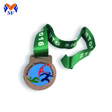 Good Quality for Football Medal,Basketball Medal,Sports Medal Manufacturers and Suppliers in China Most popular high school bronze star medal export to Nigeria Suppliers