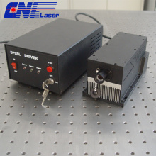 High stability 532nm green laser for PIV