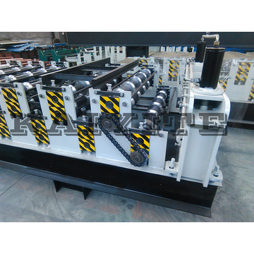 Double Layer Roofing Sheet Roll Forming Machinery