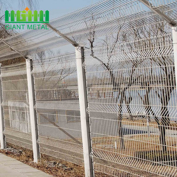 Anti Corrosion Welded Railway Fence for Hot Sale