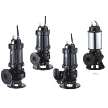 WQ type diving non-blocking sewage pump