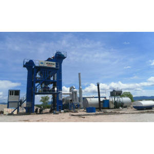 RD60 Stationary asphalt mixers