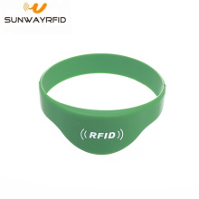 Custom Rfid Chip TK4100 Smart Bracelet Wristband Price
