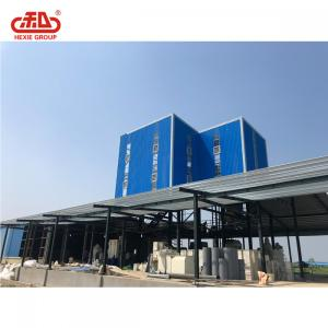 Ring Die Straw Feed Pellet Complete Production Line