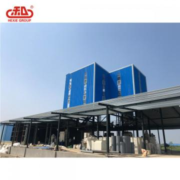 Straw Powder Feed Pellet Plant Complete Production Line