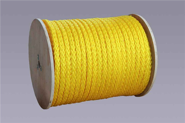 pp hollow braid rope