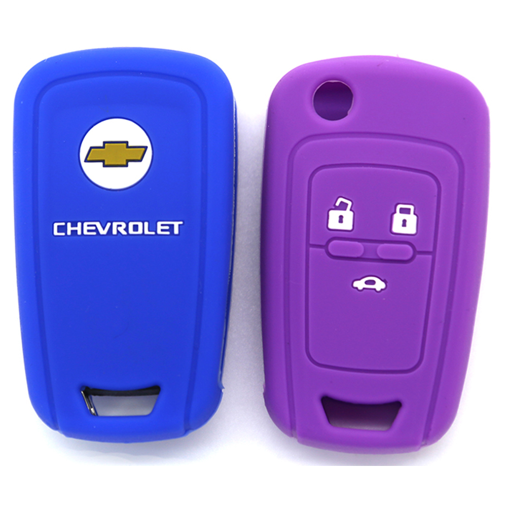 Chevrolet Car Accessory Key Cover