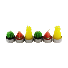 10 Years for Novelty Fruit Candles Fruit Shaped Scented Candle supply to South Korea Suppliers