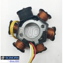 Quality for Yamaha Jog Minarelli Scooter Stator Coil Peugeot Buxy Elyseo 50 Stator Coil Magneto supply to India Supplier