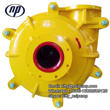 Slurry Sand Pumps for Mineral Mining Industry