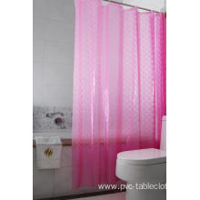 3D EVA Shower Curtain Jonathan Adler