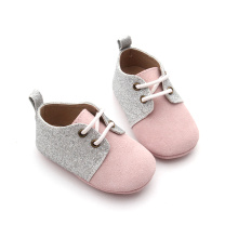 Popular Pink Individuality Valuable Quality Oxford Shoes