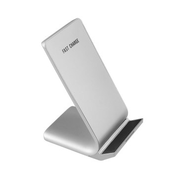 Fast charger wireless charger stand with inner fan