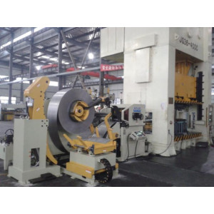 Compact Coil Press Feed Lines
