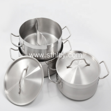 Stainless Steel shabu Hot Pot