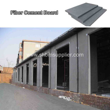 No-Formaldehyde Anti-Moth Fireproof Fiber Cement Board