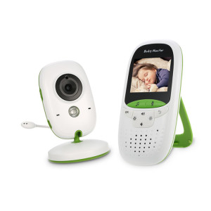 2.4 GHZ LCD Display Indoor Baby Monitor Camera