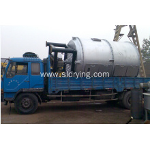 Lithium iron phosphate continuous dryer equipment