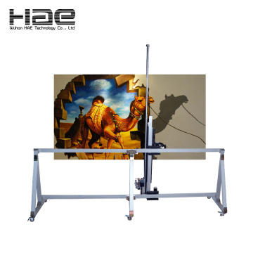 Excellent Definition 3D Photo Wall Printing Machine