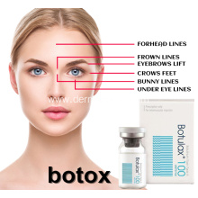 Anti Wrinkle 100 Units Type a Meditoxin Botulax