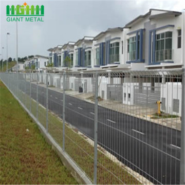 Hot Sale PVC Coated Galvanized Wire Roll Mesh Fence