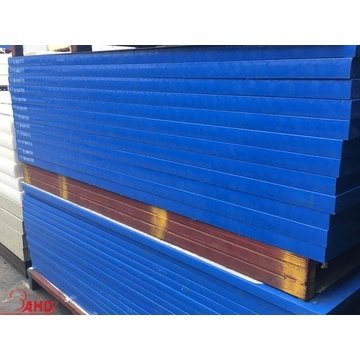 High Efficiency Factory for Nylon Plate Extruded Blue ColorEngineering Plastic Polyamide PA6 Sheet export to Norway Exporter