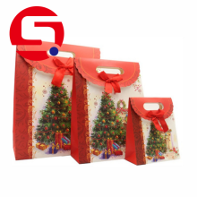 Small Christmas paper gift bags